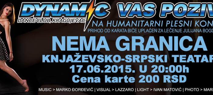 Nema Granica Nema Granica Jun 2015 Cover